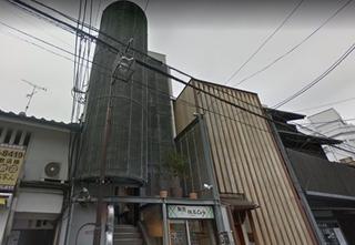 京都ゲストハウス祇園施設全景
