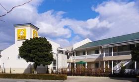 ファミリーロッジ旅籠屋・大阪港店施設全景