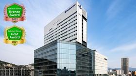 ダイワロイネットホテル広島駅前施設全景