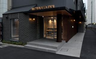 Alphabed Inn高松駅前施設全景