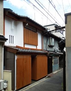 Tsukinowacho House施設全景