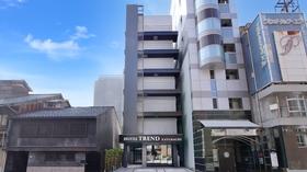 ホテルトレンド金沢片町施設全景