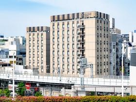 日和(ひより)ホテル大阪なんば駅前(2019年5月30日グランドオープン)施設全景