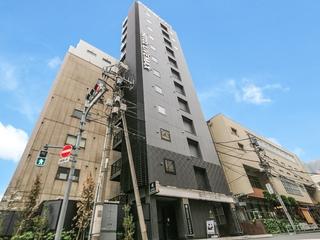 ホテルリブマックス東京神田駅前施設全景