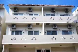 Palace Resort Chatan Beach side B施設全景