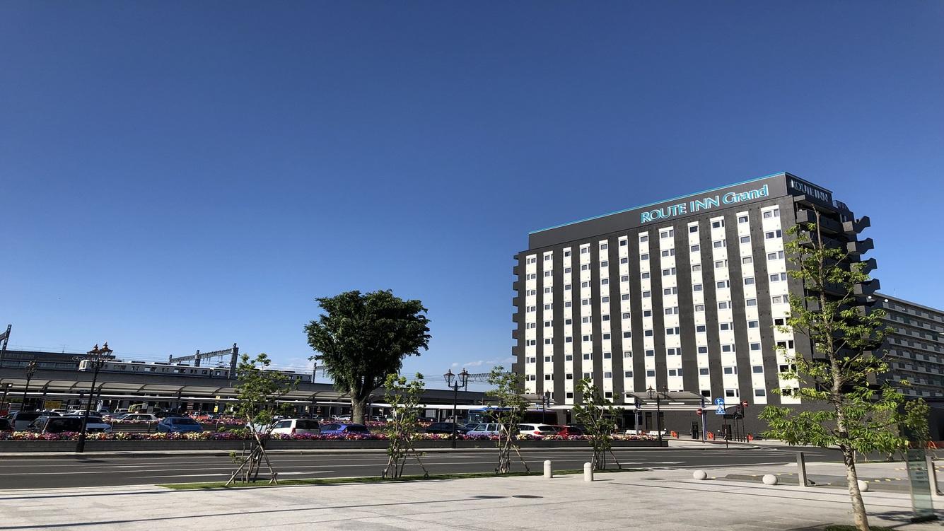 ホテルルートインGrand太田駅前
