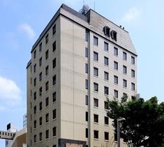 ホテルエスプル名古屋栄施設全景
