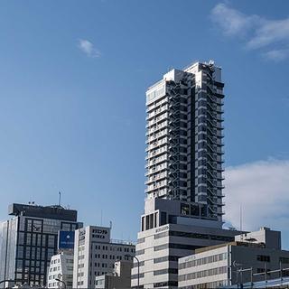 ホテルWBF新大阪スカイタワー施設全景