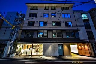 椛 京都三条施設全景