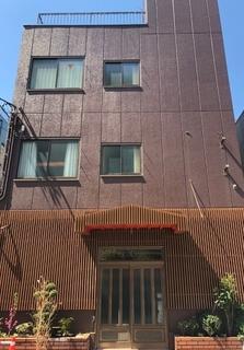 東京SA旅館施設全景