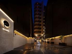 EN HOTEL Kyoto (エン ホテル 京都 旧コートホテル京都四条)施設全景