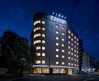 コートホテル広島施設全景