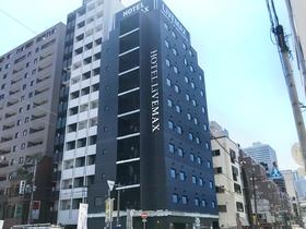 ホテルリブマックス梅田WEST施設全景