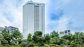 アパホテル&リゾート<両国駅タワー>(2020年春開業予定)施設全景