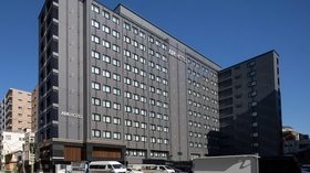 アパホテル<京都駅東>(全室禁煙)(2019年12月10日開業)施設全景