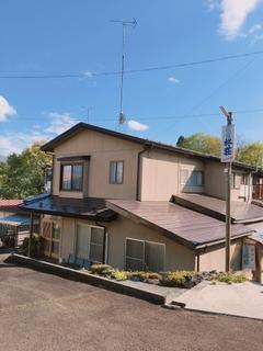 民宿 柊荘 小さいお宿施設全景