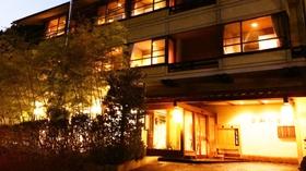梅の屋リゾート 松川館施設全景