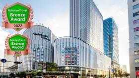 ホテル阪急レスパイア大阪施設全景