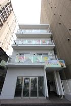Alphabed 広島平和大通り施設全景