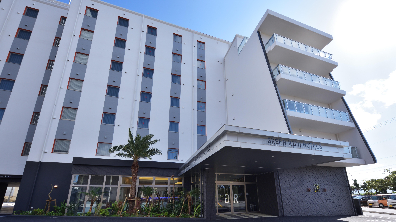 グリーンリッチホテル沖縄名護 人工温泉・二股湯の華