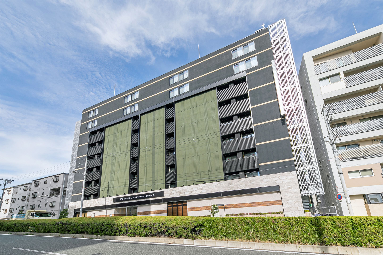 HOTEL SHINPOIN OSAKA(ホテル真法院大阪)