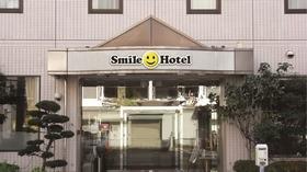 スマイルホテル名古屋新幹線口施設全景