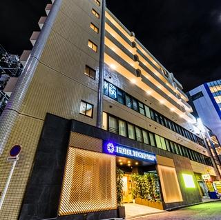 OYO 650 Tokyo Trip施設全景
