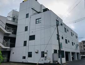 ゲストハウス&ホテルRA鹿児島施設全景