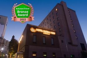 ホテルグローバルビュー八戸アネックス施設全景