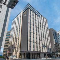 ホテルビスタプレミオ大阪[本町](2020年4月OPEN)施設全景