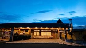 人吉神城の宿施設全景