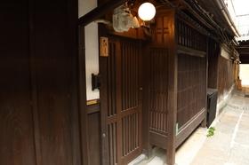 京都ぎおんの宿施設全景