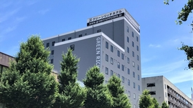 グリーンリッチホテル米子駅前(2020年6月19日OPEN)施設全景