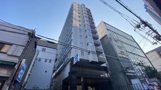 ホテルアルファーワン北心斎橋施設全景