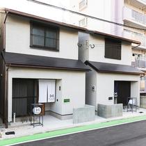 MUSUBI HOTEL MACHIYA MINOSHIMA2施設全景