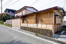 富士山金魚施設全景
