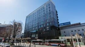 JR東日本ホテルメッツ五反田(2020年3月26日開業)施設全景