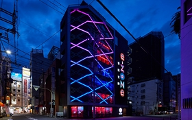 esports hotel e−ZONe 電脳空間施設全景