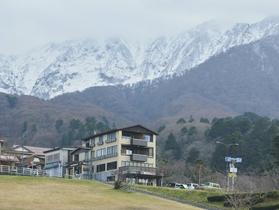 大山参道ホテル 頂 ITADAKI施設全景