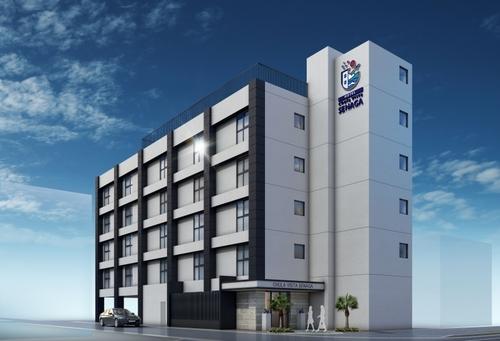 HOTEL ChulaVista SENAGA (ホテルチュラビスタ瀬長)施設全景