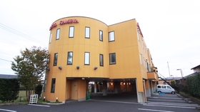 HOTEL KAMEYA施設全景