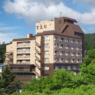 草津温泉 喜びの宿 高松施設全景