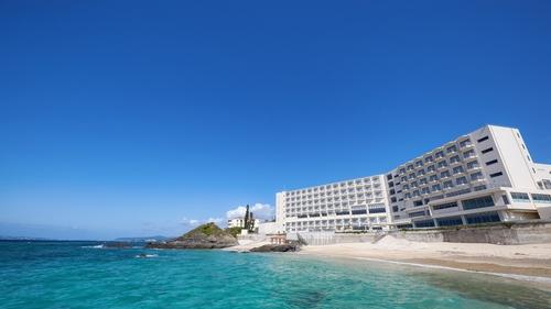 ホテルみゆきビーチ施設全景