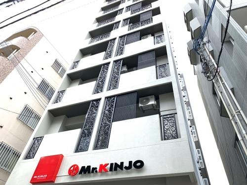 Mr.KINJOMiki24in牧志駅前施設全景