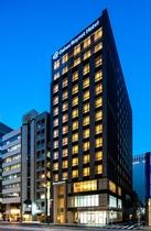 ダイワロイネットホテル東京京橋(2020年2月オープン)施設全景