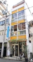 Ini.Kobe HOSTEL&CAFE/BAR施設全景
