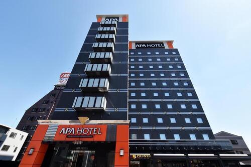 発展 アパホテル