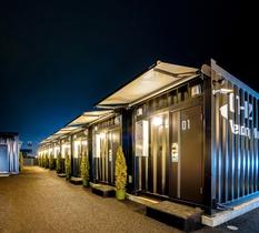 HOTEL R9 The Yard 矢板施設全景