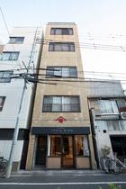 HOTEL LITTLE BIRD OKU−ASAKUSA施設全景