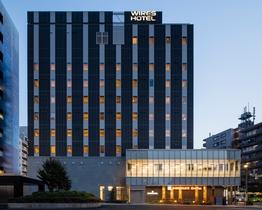 ワイヤーズホテル品川シーサイド(2020年7月オープン)施設全景